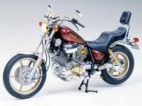 Tamiya 300014044 Yamaha XV1000 Virago Motorkerékpár építőkészlet 1:12 (300014044) Tamiya