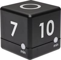 TFA Dostmann Timer Cube Időzítő Fekete digitális TFA Dostmann
