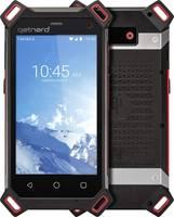 getnord Lynx LTE outdoor okostelefon 16 GB 4.7 coll (11.9 cm) Dual-SIM Android™ 8.1 Oreo Fekete, Piros getnord