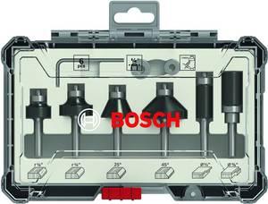 """Bosch vágókészlet, 6 db, ¼ """"-es tengely Bosch Accessories 2607017470 (2607017470) Bosch Accessories"""
