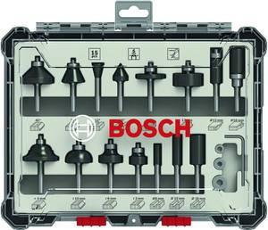 Bosch vegyes vágókészlet, 15 db, 6 mm-es szár Bosch Accessories 2607017471 (2607017471) Bosch Accessories