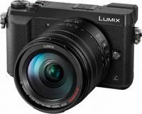 Panasonic DMC-GX80HEGK Rendszer-fényképezőgép 16 MPix Fekete Panasonic