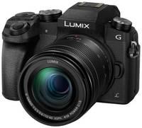 Panasonic DMC-G70MEG-K Rendszer-fényképezőgép 16 MPix Fekete Panasonic