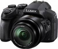 Panasonic DMC-FZ300EGK Digitális kamera 12.1 MPix Optikai zoom: 24 x Fekete Panasonic