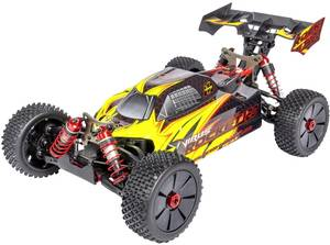 Carson Modellsport Virus 6S 120 km/h Brushless 1:8 RC modellautó Elektro Buggy 4WD 100% RtR 2,4 GHz Carson Modellsport