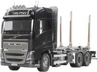 Tamiya 56360 Volvo FH16 Globtrotter 750 6x4 Timber Truck 1:14 Elektro RC modell teherautó építőkészlet (56360) Tamiya