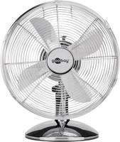 Goobay Asztali ventilátor 40 W (Ø x Ma) 34 cm x 51 cm Króm Goobay