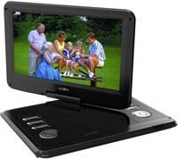 """Reflexion DVD 1217 Hordozható TV DVD lejátszóval 29.5 cm 11.6 """" EEK: B (A++ - E) DVT-T antennával, 12 V-os gépjármű csat (DVD 1217) Reflexion"""