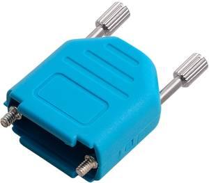 D-SUB ház Pólusszám: 9 100% poliészter 180 ° Kék encitech DPPK09-FMB-K 1 db encitech