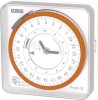 Suevia Practic D Felszerelhető időkapcsoló óra Analóg 230 V/AC 16 A/230 V Suevia