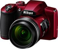 Nikon B600 rot Digitális kamera 16 MPix Optikai zoom: 60 x Piros Nikon