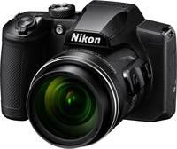Nikon B600 schwarz Digitális kamera 16 MPix Optikai zoom: 60 x Fekete Nikon
