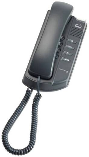 Rendszertelefon, VoIP Cisco Cisco Small Business IP Phone SPA301, Vo Sötétszürke