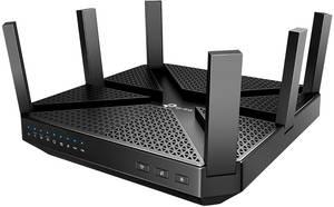 TP-LINK Archer C4000 WLAN router 2.4 GHz, 5 GHz, 5 GHz (Archer C4000) TP-LINK
