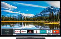 "Toshiba 32W3863DA LED TV 81 cm 32 "" EEK A+ (A++ - E) DVB-T2, DVB-C, DVB-S, HD ready, Smart TV, WLAN Fekete (32W3863DA) Toshiba"