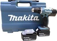 Makita Akkus fúrócsavarozó 18 V 3.0 Ah (DDF453RFX1) Makita