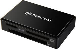 Transcend TS-RDF8K2 Külső memóriakártya olvasó USB 3.1 (1. generáció) Transcend