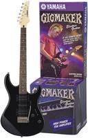 Yamaha ERG121GPIIHII E-gitár készlet Fekete Táskával, Erősítővel Yamaha