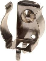TRU COMPONENTS 18-3705 Egyes érintkező 1x Ceruza (AA) Átdugaszolós, THT (H x Sz x Ma) 9.5 x 13.6 x 14.7 mm TRU Components