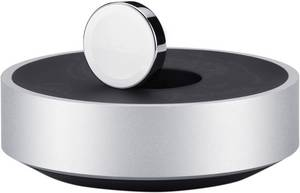 Apple Watch okosóra töltő dokkoló, ezüst, Just Mobile ST-368 Just Mobile