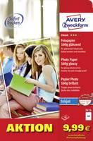 Avery-Zweckform Photo Paper glossy 2415 Fénykép papír DIN A4 40 lap Fényes Avery-Zweckform