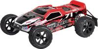 T2M Pirate Puncher 2 Brushed 1:10 RC modellautó Elektro Monstertruck 2WD RtR 2,4 GHz T2M