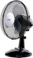 DOMO DO8138 Asztali ventilátor 30 W (Ø x Ma) 23 cm x 36 cm Fekete DOMO