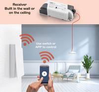 Caliber Audio Technology Caliber Smart Home Kezdő készlet, megvilágítás Max. hatótáv (szabad területen) 15 m Alexa, G (HWP502SET) Caliber Audio Technology