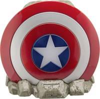 iHome Marvel Captain America Bluetooth hangfal Kihangosító funkció Piros, Fehér (Vi-B72CA) iHome