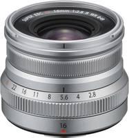 Széles látószögű objektív Fujifilm XF16 silber f/22 - 2.8 Fujifilm