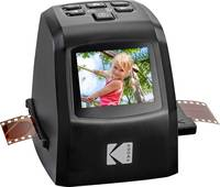 Kodak Mini Digital Film Scanner Filmszkenner 14 Megapixel Áteső fény egység, Beépített kijelző, Digitalizálás számítógé Kodak