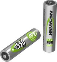 Ansmann maxE HR03 Mikroakku NiMH 550 mAh 1.2 V 1 db Ansmann