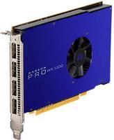 Dell Munkaállomás grafikus kártya AMD Radeon Pro 8 GB PCIe x16 Kijelző csatlakozó (490-BDYI) Dell