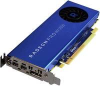 Dell Munkaállomás grafikus kártya AMD Radeon Pro 2 GB GDDR5-RAM PCIe x16 Kijelző csatlakozó, Mini kijelző csatlakozó (490-BDZU) Dell