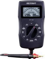 Digitális akku- és elemteszter 1,2 V 1,5 V 3 V 6 V 3,7 V 9 V 12 V Voltcraft BT-501 VOLTCRAFT