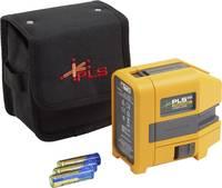 Keresztvonalas lézer Fluke PLS 3G Z Hatótáv (max.): 30 m Kalibrált: Gyári standard (tanúsítvány nélkül) Fluke
