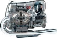 Franzis Verlag BMW R 90 S Boxermotor Építőkészlet 14 éves kortól Franzis Verlag