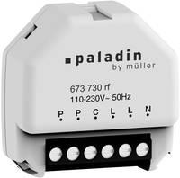 Paladin KNX 673 730 rf Vezeték nélküli kapcsoló működtető, KNX tartozék 1 csatornás (673 730 rf) Paladin