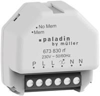 Paladin KNX 673 830 rf Vezeték nélküli dimmer, KNX tartozék (673 830 rf) Paladin