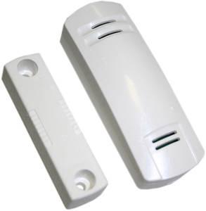 Paladin KNX 676 410 rf Vezeték nélküli ajtó- és ablakérintkező, KNX tartozék Paladin