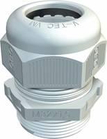 OBO Bettermann V-TEC VM16 LGR Tömszelence 1.5 mm Műanyag, PA Élénk szürke 1 db OBO Bettermann