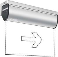 ESYLUX EN10030314 Menekülési útvonal vészvilágítás Fali rögzítés jobb, bal ESYLUX