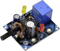 Kemo B133 Precíziós időzítő Építőkészlet 12 V/DC Kemo