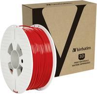 Verbatim 55061 3D nyomtatószál PETG 2.85 mm 1 kg Piros 1 db Verbatim