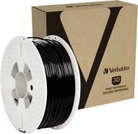 Verbatim 55060 3D nyomtatószál PETG 2.85 mm 1 kg Fekete 1 db Verbatim