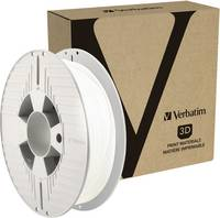 Verbatim 55150 3D nyomtatószál 1.75 mm 500 g Fehér 1 db Verbatim