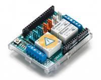 Arduino AG Fejlesztőpanel 4 RELAYS SHIELD Alkalmas: Arduino UNO Arduino AG