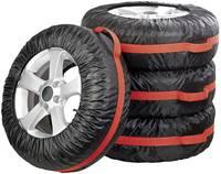 """Gumiabroncs védőhuzat, autókerék tároló táska 4 db-os készlet, 13-19"""" Eufab Wheelbag 30586 Eufab"""