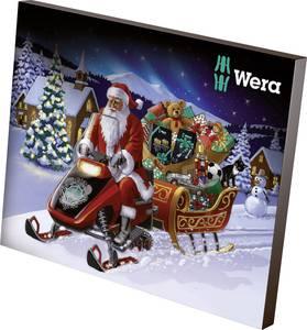 Adventi naptár Wera 05136600001 Szerszám Wera