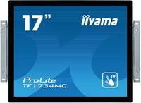 """Iiyama ProLite TF1734MC-B6X Érintőképernyős monitor 43.2 cm (17 """") 1280 x 1024 pixel 5:4 5 ms VGA, HDMI™, Kijelző csatl (TF1734MC-B6X) Iiyama"""